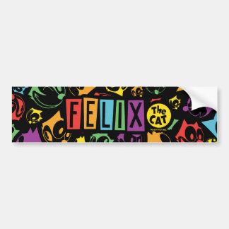 Felix Bumper Sticker