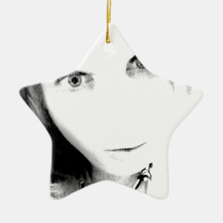 Felix Foster Ceramic Ornament