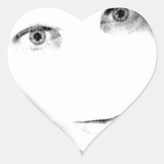 Felix Foster Heart Sticker