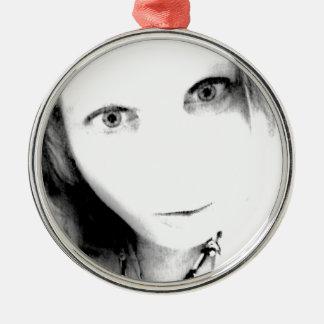 Felix Foster Metal Ornament