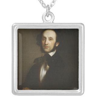 Felix Mendelssohn Silver Plated Necklace