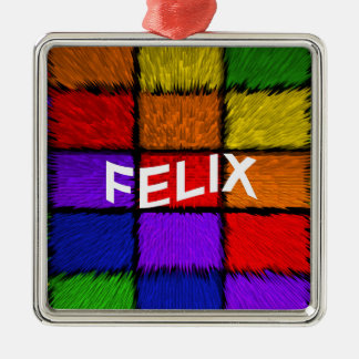 FELIX METAL ORNAMENT