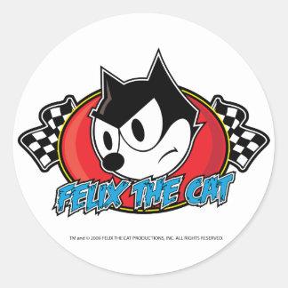 Felix Racing Stickers