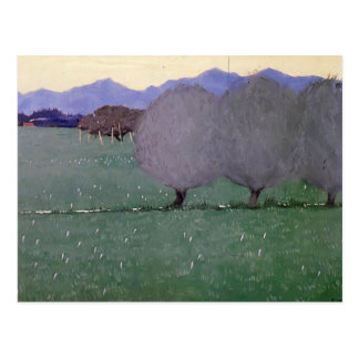 Felix Vallotton - Autumn Crocuses Postcard