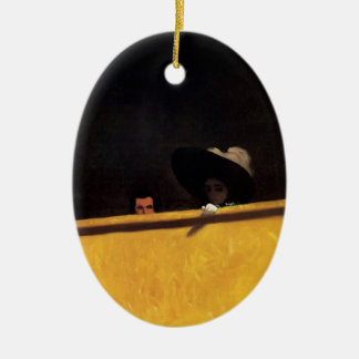 Felix Vallotton - Box Seats at the Theater Ornament