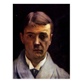 Felix Vallotton - My portrait Postcard