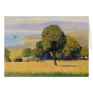 Felix Vallotton - Outskirts of Lausanne Card