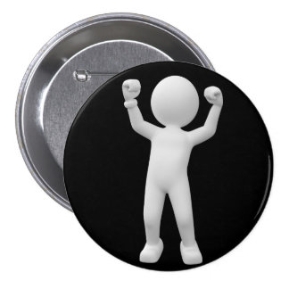 Felix Weissmanns of the winners 2015 3 Inch Round Button