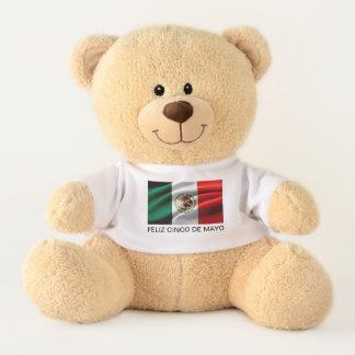 Feliz Cinco de Mayo Teddy Bear