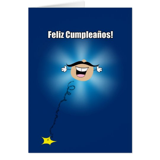 Feliz Cumpleanos, Funny Birthday Greeting Card
