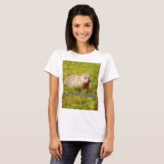 Feliz Groundhog Day! t-shirt