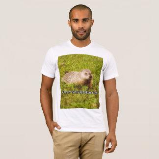 Feliz Groundhog Day! t-shirt