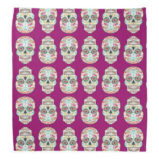 Feliz Muertos - Happy Sugar Skulls Bandana