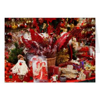 Feliz Natal! Merry Christmas in Portuguese gf Greeting Card