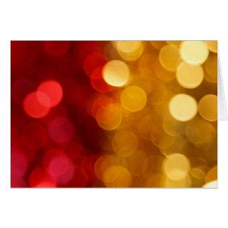 Feliz Natal! Merry Christmas in Portuguese wf Greeting Card