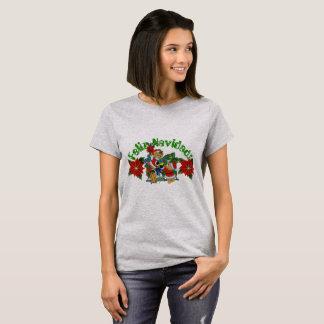 Feliz Navidad Bears T-Shirt