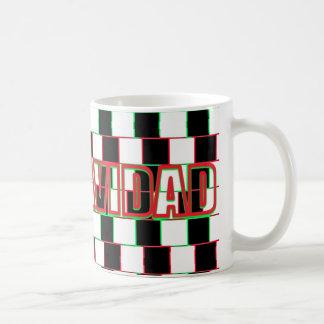 Feliz Navidad Christmas Magic Vision Mug