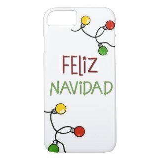 Feliz Navidad iPhone Case