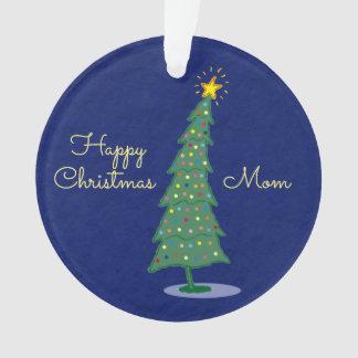 Feliz Navidad Oh! Christmas Tree Ornament