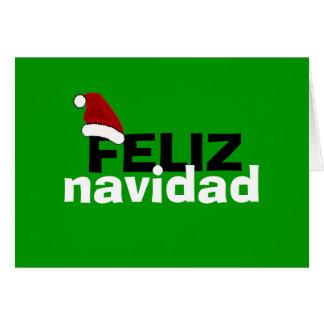 Feliz Navidad Para Ti Card