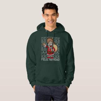 Feliz Navidad Santa Ugly Christmas Sweater
