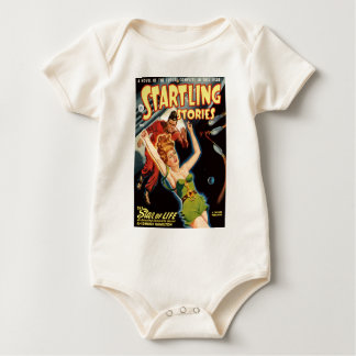 Fell Out of a Spaceship Baby Bodysuit