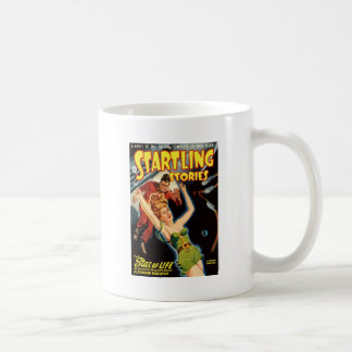 Fell Out of a Spaceship Coffee Mug