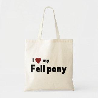 Fell pony tote bag