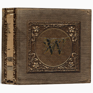 Fellowsbey Hennipan Victorian Monogram Binders