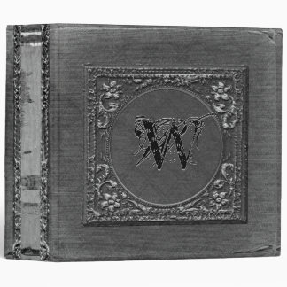 Fellowsbey Shadow Victorian 3 Ring Binder