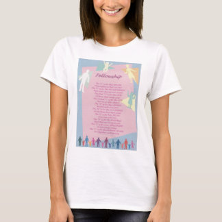 Fellowship Acronym Clothing Items.jpeg T-Shirt