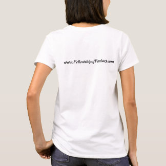 Fellowship of Fantasy Logo T-Shirt