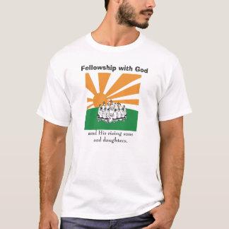 Fellowship with God T-Shirt