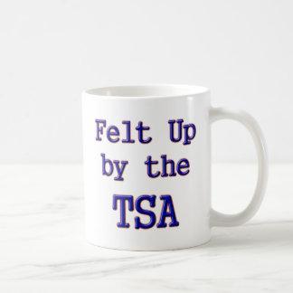 Felt Up by the TSA Coffee Mug