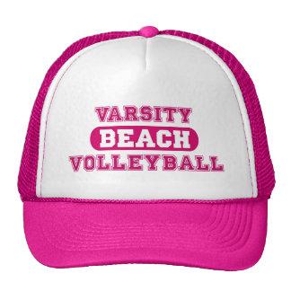 Female Beach Volleyball Trucker Hat