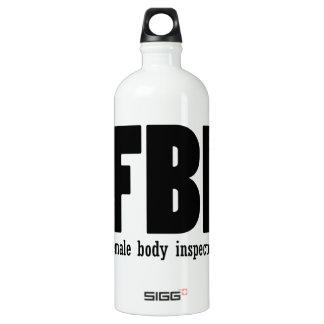 Female Body inspector SIGG Traveler 1.0L Water Bottle