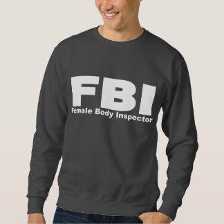 Female Body Inspector Sweatshirt