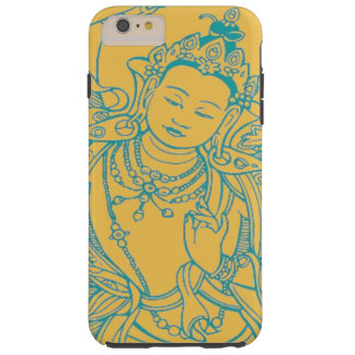 """Female Buddha Phone Case"" Tough iPhone 6 Plus Case"