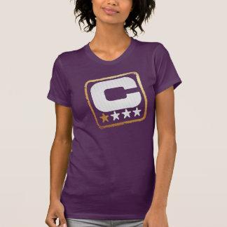 Female Captain Crew T-Shirt