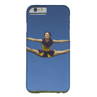 Female cheerleader jumping in air 3 barely there iPhone 6 case