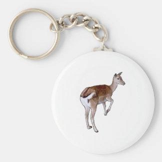 Female Deer. Keychain