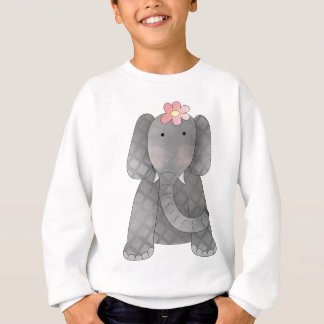 Female Elephant Sweatshirt
