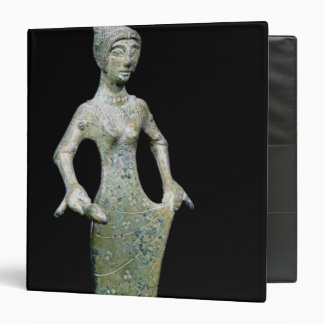 Female figure, possibly Aphrodite Vinyl Binder