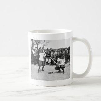 Female Giants: 1913 Classic White Coffee Mug