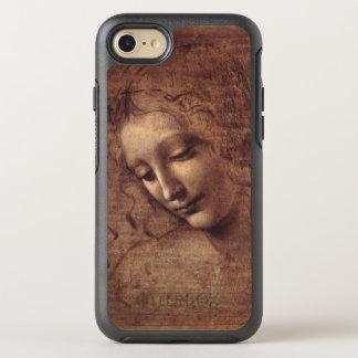 Female Head La Scapigliata by Leonardo da Vinci OtterBox Symmetry iPhone 8/7 Case