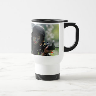Female IDF In Camouflage Mugs