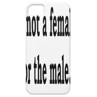Female Lisp, 2 iPhone 5 Case