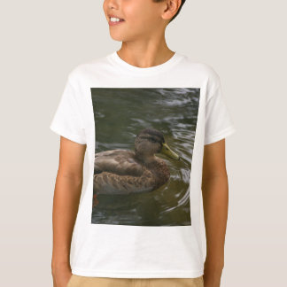 Female Mallard Duck T-Shirt