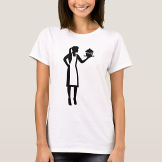 Female pastry chef T-Shirt
