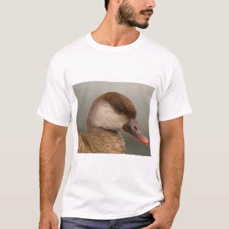 Female pochard duck, netta rufina T-Shirt